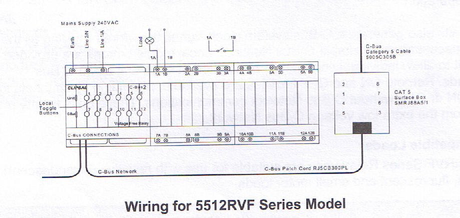 c bus wiring diagram: L5512rvf relay module switched neutral c bus forums