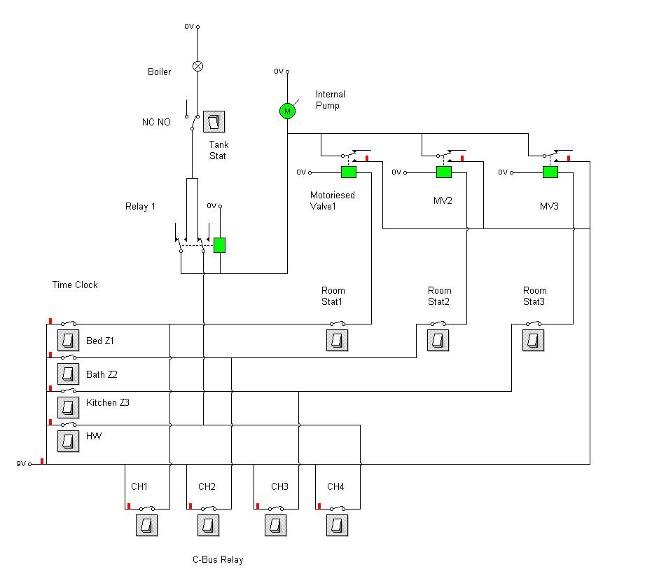 cbus and heating integration c bus forums cbus wiring schematic at bayanpartner.co