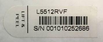 L5512RVF_Serial No.JPG